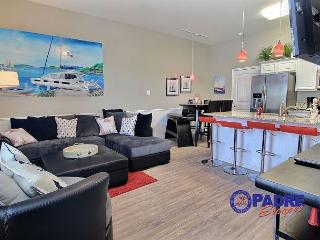 4/3 Townhouse Close to Beach w/a Game Room and Beautiful Furnishings! - Corpus Christi vacation rentals