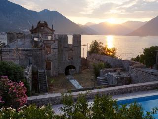 Dobrota, Luxury Sea View Pool - Dobrota vacation rentals