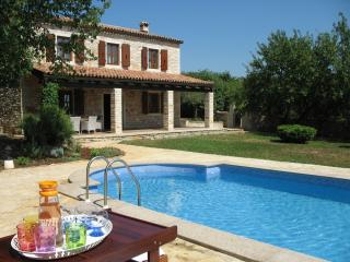 Stone villa with pool  tranquil location in Istria - Sveti Lovrec vacation rentals