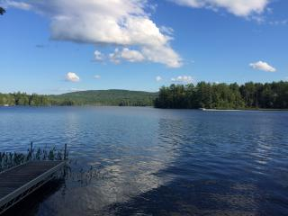 WATERFRONT- Cozy Cottages on Lake - New Hampton vacation rentals