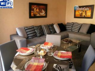 Apartment/Flat in Casablanca, at Hicham's place - Dar Bouazza vacation rentals