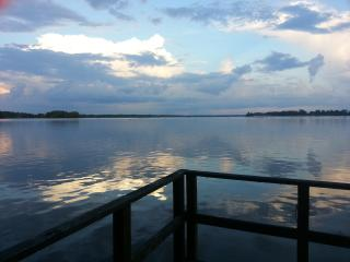 Beautiful 3000 sq. ft Family Cabin on Lake - Cedar Bluff vacation rentals