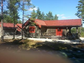 Timberhouse cloose to Vänern - Säffle vacation rentals