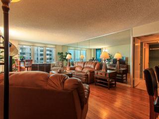 Fall $pecials - Oceans3 #502-Ocean - River View - Daytona Beach vacation rentals