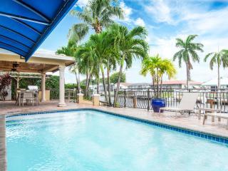 Palm Villa : On a Canal. - Pompano Beach vacation rentals
