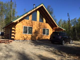 Alaskan Log Home At The Lake - Palmer vacation rentals