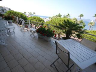 Croisette 2 bedrooms apartment sea view - Cannes vacation rentals