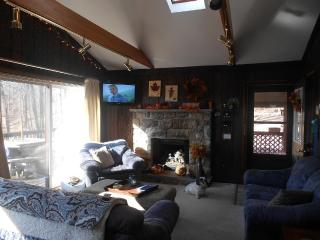 Lovely home with view of Big Boulder ! - Lake Harmony vacation rentals