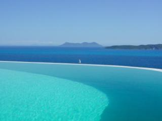 Villa Katsika, one of the best sea view on Lefkada island - Sivota vacation rentals