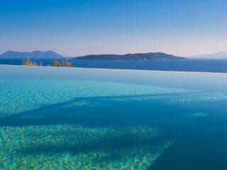 Villa Portokali - Spacius, luxury villa with endless seaview - Sivota vacation rentals