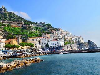 Travels all over the Amalfi Coast - Amalfi vacation rentals