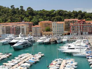 Port of Nice with Sea and Port Views - Nice vacation rentals