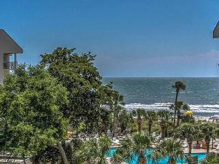 3422 Villamare-Oceanfront Views,  FULLY RENOVATED & ! August weeks available - Hilton Head vacation rentals