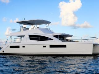 Elegant 4 Cabin Catamaran Docked in Brickell - Miami vacation rentals
