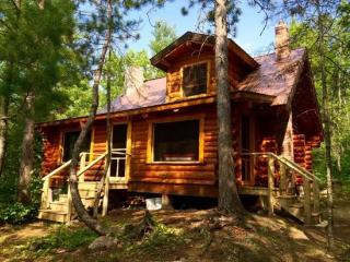 Six Mile Cabin - Very private northwoods cabin on beautiful Six Mile Lake - Ely vacation rentals