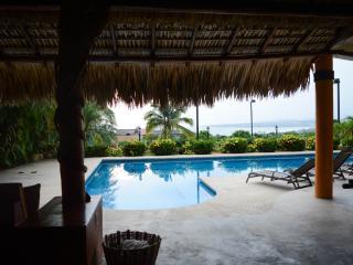 Puerto's best ocean views 2 BR  aptmt. & pool - Puerto Escondido vacation rentals