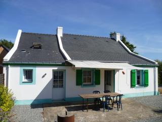 Unique house on Groix island, Brittany, with 3 bedrooms, garden and BBQ terrace – 200m from beach - Groix vacation rentals