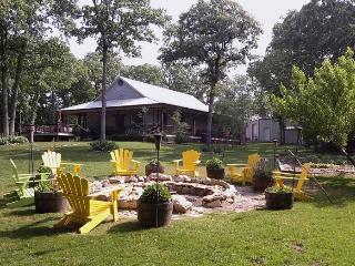 60 Miles North - Lake Texoma Country Retreat - Kingston vacation rentals