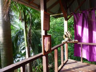 SeaGlass EcoHouse FREE breakfast - Isla Bastimentos vacation rentals