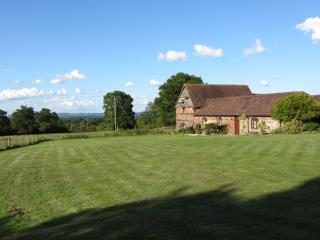 Spacious Cottage in a beautiful rural location - Shropshire vacation rentals