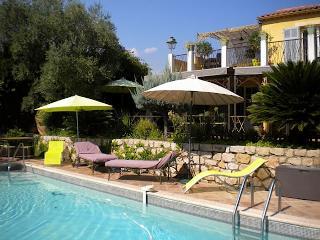 Charming artist's house 5p in Auribeau-sur-Siagne Côte d'Azur - Auribeau-sur-Siagne vacation rentals
