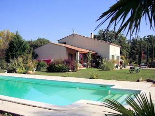 Villa 8p between Aix-en-Provence and the sea in Trets - Trets vacation rentals