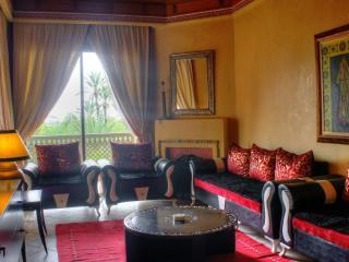 شقة من تلات غرف و صالة في منتجع النخيل - Palmeraie vacation rentals