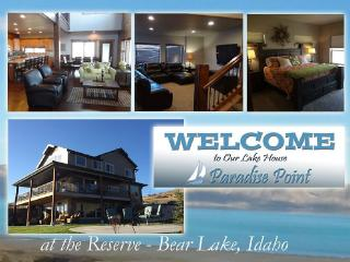 Paradise Point at Bear Lake Idaho/Utah - Fish Haven vacation rentals