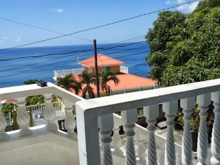 Two bedroom apartment safe, quiet area near Roseau - Roseau vacation rentals