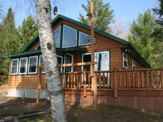 COMPLETELY REMODELED LITTLE ST. GERMAIN LAKE CABIN - Saint Germain vacation rentals