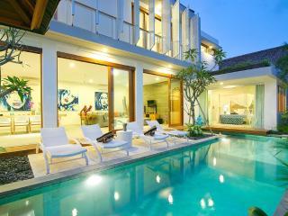 NEW!! 4BR VILLA AZURE - PURE LUXURY IN SEMINYAK - Seminyak vacation rentals