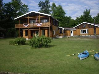 Comfortable, Spacious, Great Family Lakefront Home - Hermon vacation rentals