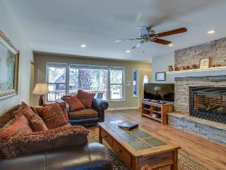 Three bedroom home w/ forest views, close to ski slopes! - South Lake Tahoe vacation rentals