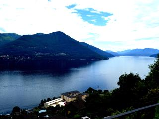 Fantastic Lake view, in Ticino - Brissago vacation rentals