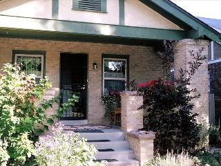 Charming Bungalow in Central Denver - Denver vacation rentals