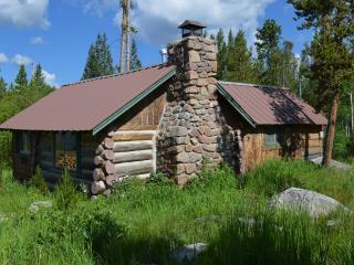 Historic Cabin on Columbine Lake - Grand Lake vacation rentals