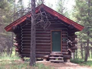 Log cabin in the wood - Eureka vacation rentals