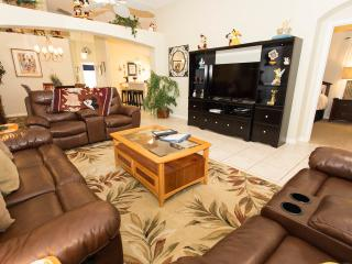 Totally Private Pool Overlooking Natural Woodland - Orlando vacation rentals