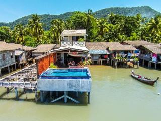 Ocean Front Private Pool Villa - sleeps 6 people - Ko Lanta vacation rentals