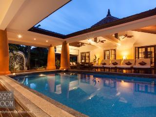 Villas for rent in Hua Hin: V6206 - Hua Hin vacation rentals