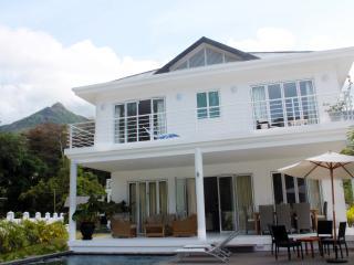 5* Luxury Villa Blanc Beau Vallon beach - Beau Vallon vacation rentals