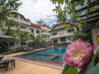 SIEM REAP 2 BDRM LUXURY APARTMENT CENTRAL POOL - Siem Reap vacation rentals