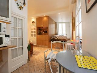 Bright, central studio 3 guests -P2 - Paris vacation rentals