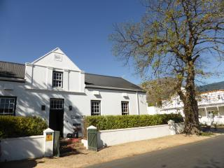 Luxury Cape Dutch House from 1863 - Franschhoek vacation rentals
