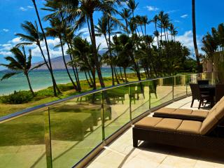 BEACH FRONT LUXURY CORAL VILLA 1 +POOL, SUNSETS - Kihei vacation rentals