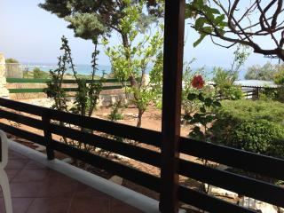 Agistris Isl.-Beachfront House Slps 6/10 - Skala vacation rentals
