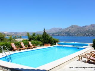 Villa Salina - Exclusive seaside villa with pool! - Cavtat vacation rentals