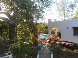 Comfortable bungalow, private pool, chef, close to - Kilifi vacation rentals