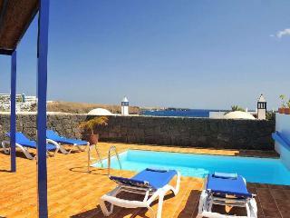 VILLA VILLIV IN PLAYA BLANCA FOR 6P - Playa Blanca vacation rentals