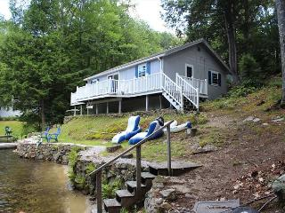 Amazing Cummings Cove Waterfront Vacation Rental (HAR7W) - Meredith vacation rentals